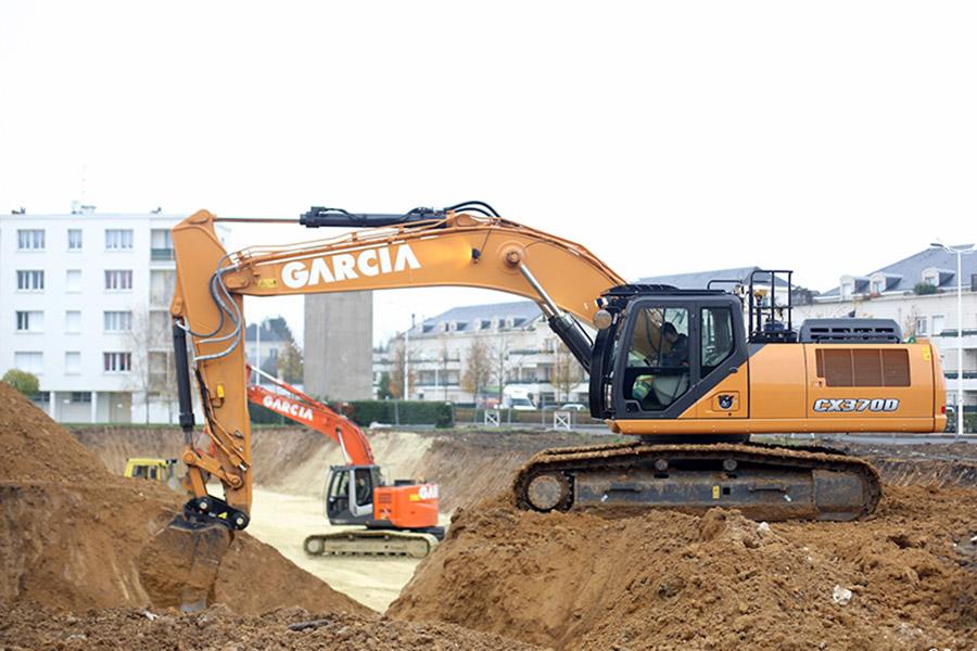 Garcia Freres est une entreprise de travaux publics réputées.
